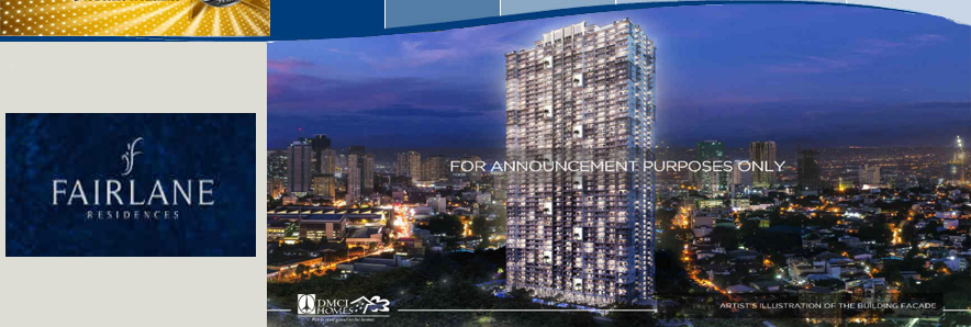 Fairlane Residences DMCI Homes Condo