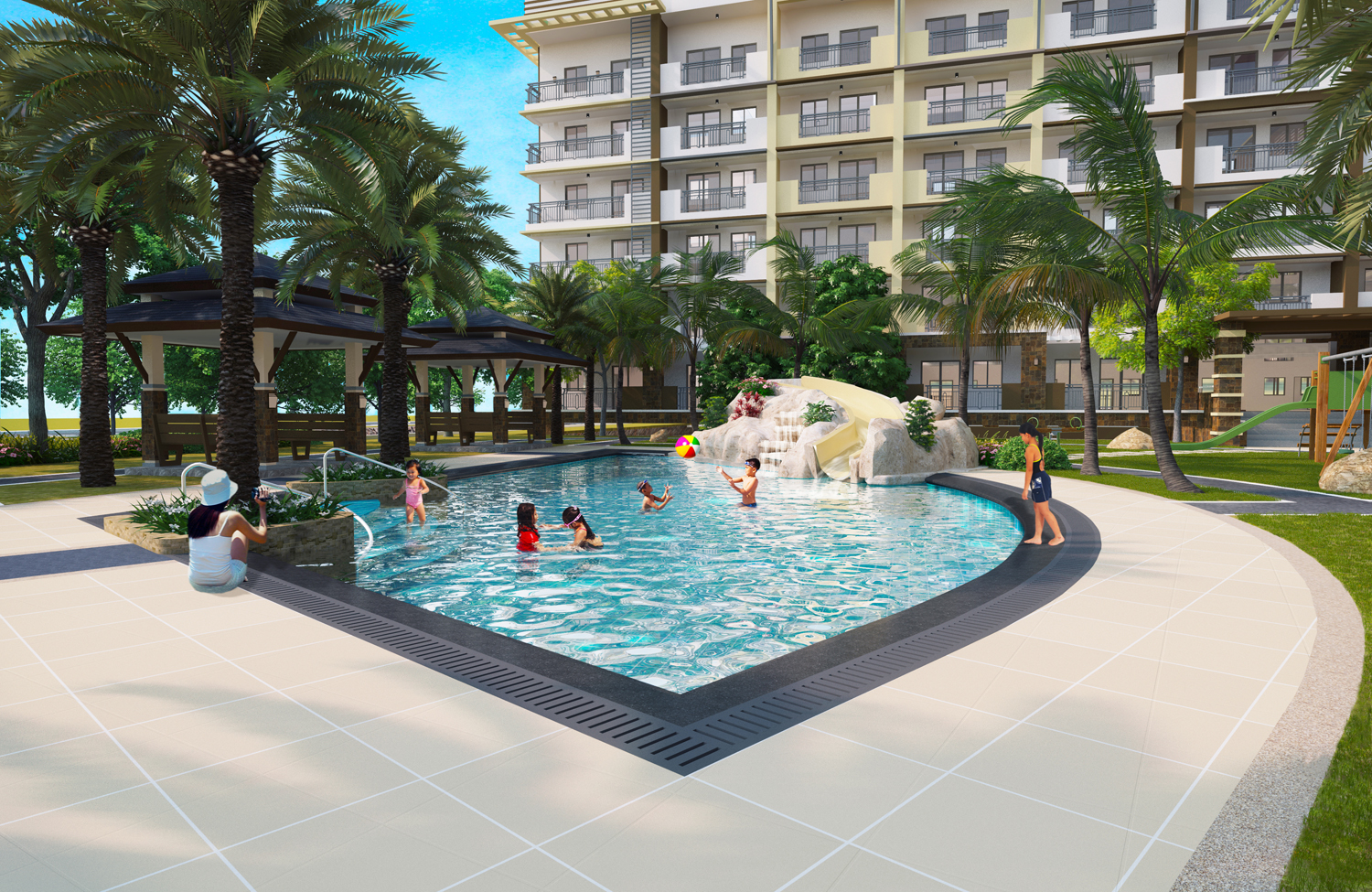 Maple Place Taguig City Dmci Homes Philippines