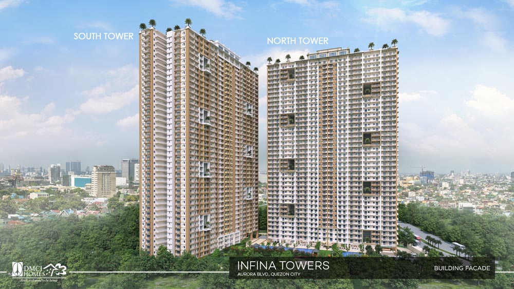 For Sale Infina Towers at Quezon City